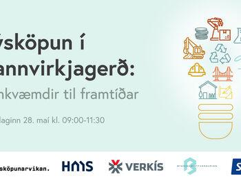 Opin málstofa um nýsköpun í mannvirkjagerð